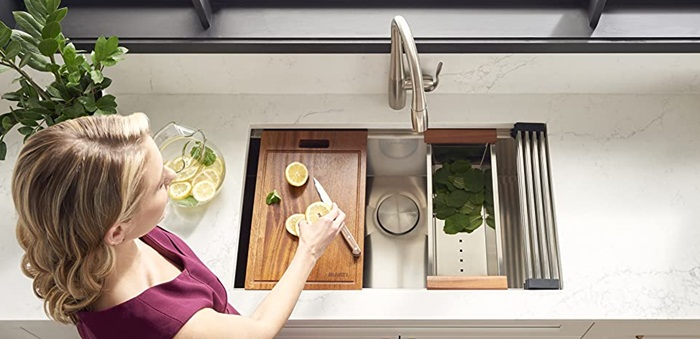 Best Undermount Kitchen Sink Reviews and Buying Guide