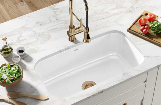 White Kitchen Sink Buying Guide