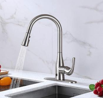 BioBidet FLOW Motion Sensor Kitchen Faucet