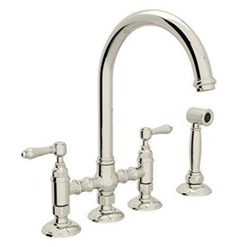ROHL A1461LMWSPN-2 KITCHEN FAUCETS