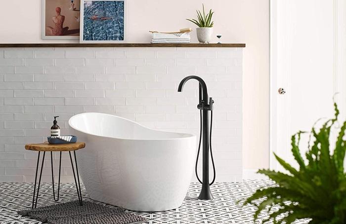 Freestanding Bathtub Faucets