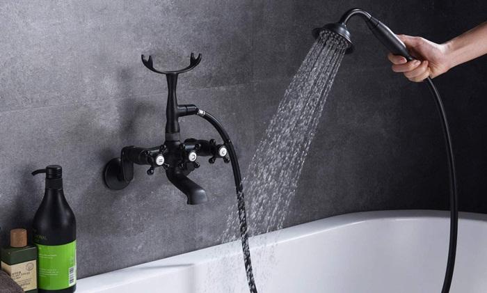 Wall Mount Bathtub Faucets