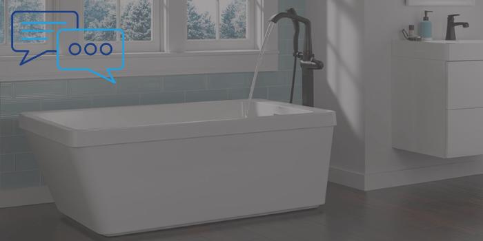 Main Types of Bathtub Fillers